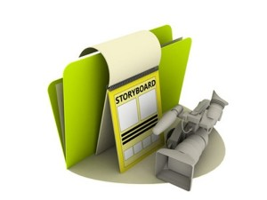 eLearning Storyboard Template